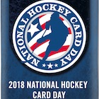 2017-18 Upper Deck National Hockey Card Day