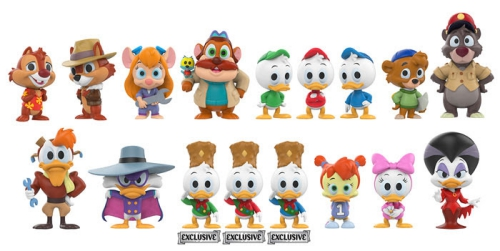 Funko Mystery Minis Disney Afternoon Gosalyn Mallard Action Figure Vinyl Toy
