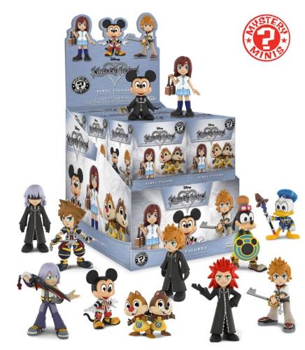 2017 Funko Kingdom Hearts Mystery Minis 1
