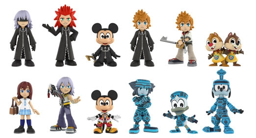 funko kingdom hearts mystery minis checklist set info odds list