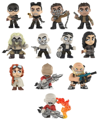 2017 Funko Mad Max Fury Road Mystery Minis 2