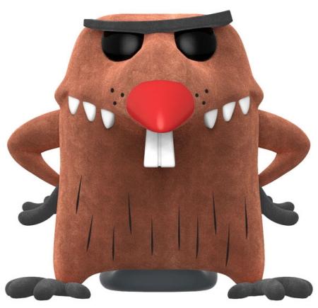 Funko Pop Angry Beavers