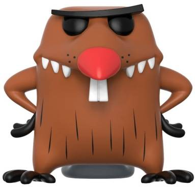 2017 Funko Pop Angry Beavers Vinyl Figures 1