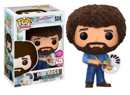 2017 Funko Pop Bob Ross Vinyl Figures 22