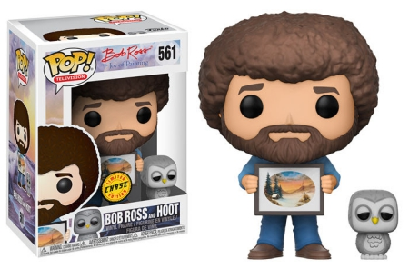 2017 Funko Pop Bob Ross Vinyl Figures 26