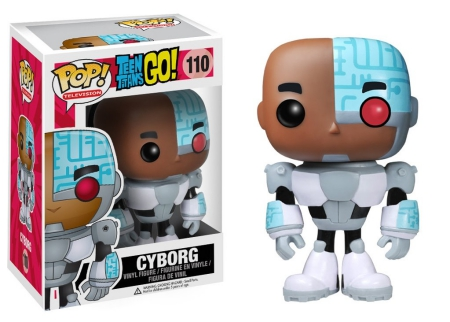 Ultimate Funko Pop Cyborg Figures Checklist and Gallery 26