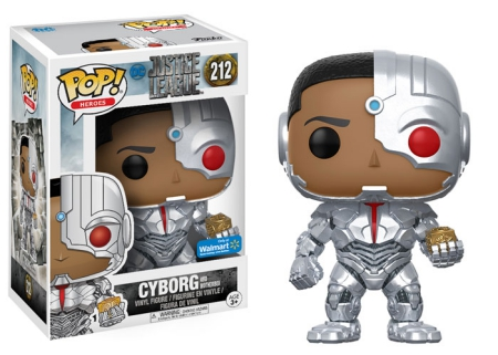 Ultimate Funko Pop Cyborg Figures Checklist and Gallery 25