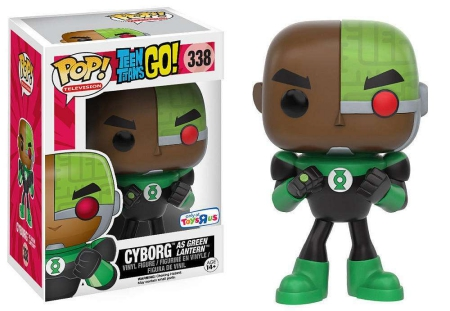 Ultimate Funko Pop Cyborg Figures Checklist and Gallery 29