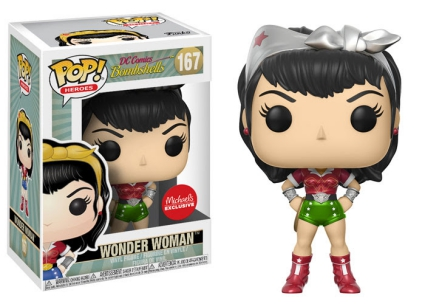 Ultimate Funko Pop DC Bombshells Figures Gallery and Checklist 8