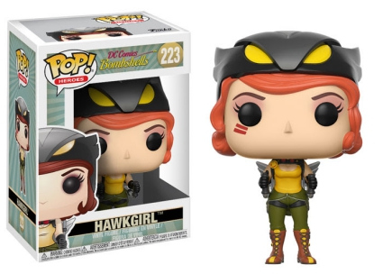 Ultimate Funko Pop DC Bombshells Figures Gallery and Checklist 17