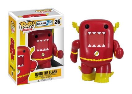 Funko Pop Domo DC Heroes Vinyl Figures 25