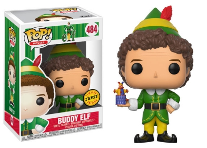 Funko Pop Elf Movie Vinyl Figures 5