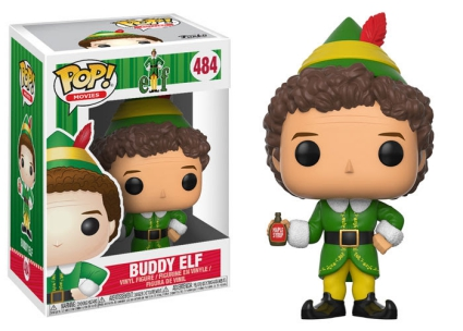 Funko Pop Elf Movie Vinyl Figures 4