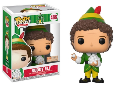 Funko Pop Elf Movie Vinyl Figures 9