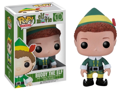 Funko Pop Elf Movie Vinyl Figures 3