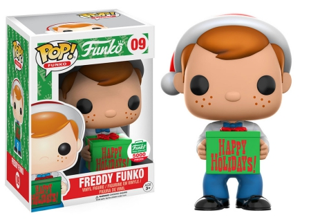 Ultimate Funko Pop Holiday Series Figures Checklist and Gallery 43