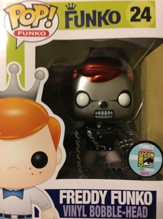 Ultimate Funko Pop Ghost Rider Figures Checklist and Gallery 27