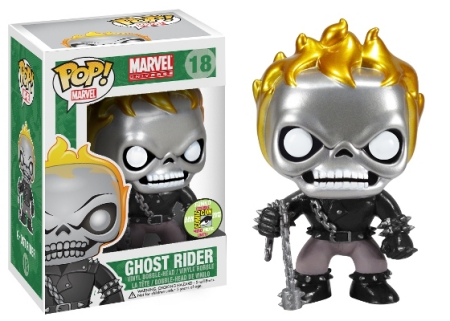 Ultimate Funko Pop Ghost Rider Figures Checklist and Gallery 22