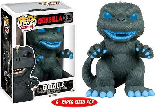 Ultimate Funko Pop Godzilla Figures Checklist and Gallery 21