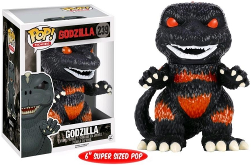 Ultimate Funko Pop Godzilla Figures Checklist and Gallery 23
