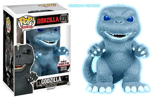 Ultimate Funko Pop Godzilla Figures Checklist and Gallery 24