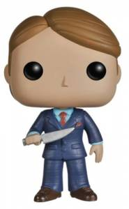 Funko Pop Hannibal Vinyl Figures 1