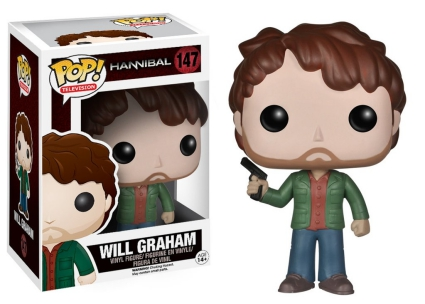 Funko Pop Hannibal Vinyl Figures 5