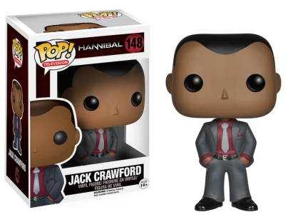 Funko Pop Hannibal Vinyl Figures 6