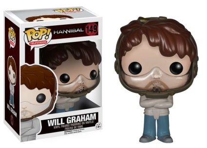 Funko Pop Hannibal Vinyl Figures 7