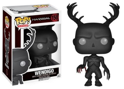 Funko Pop Hannibal Vinyl Figures 8