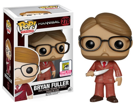 Funko Pop Hannibal Vinyl Figures 9