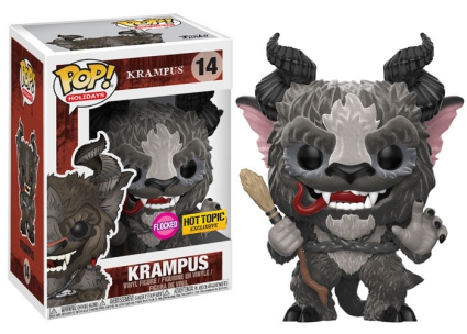 Funko Pop Krampus Vinyl Figures 5