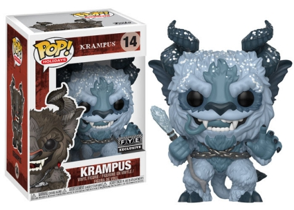 Funko Pop Krampus Vinyl Figures 7