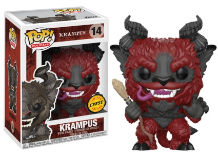 Funko Pop Krampus Vinyl Figures 4