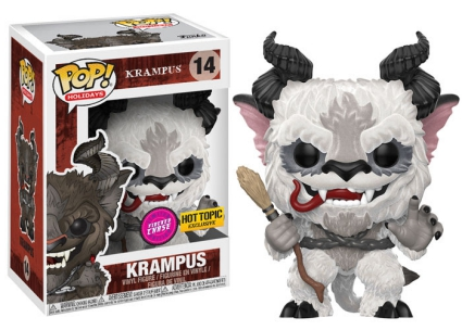 Funko Pop Krampus Vinyl Figures 6