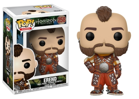 2017 Funko Pop Horizon Zero Dawn Vinyl Figures 25