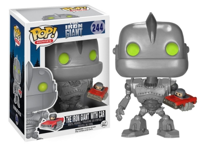 Funko Pop Iron Giant Vinyl Figures 21