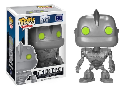Funko Pop Iron Giant Vinyl Figures 1