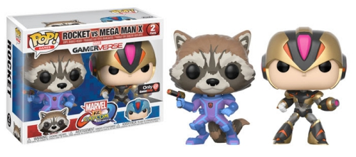 2017 Funko Pop Marvel vs Capcom Infinite Vinyl Figures 27