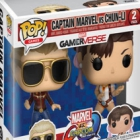 2017 Funko Pop Marvel vs Capcom Infinite Vinyl Figures