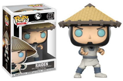 Funko Pop Mortal Kombat Vinyl Figures 8