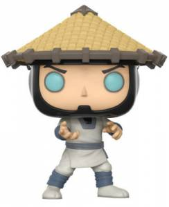 Funko Pop Mortal Kombat Vinyl Figures 2