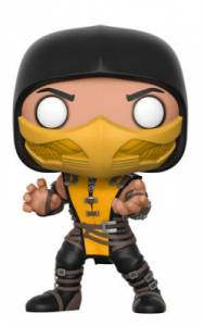 Funko Pop Mortal Kombat Vinyl Figures 1