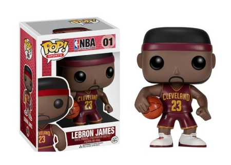 Ultimate Funko Pop Basketball Figures Gallery and Checklist 2