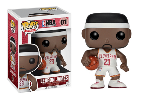 Ultimate Funko Pop Basketball Figures Gallery and Checklist 3