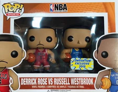 Ultimate Funko Pop Basketball Figures Gallery and Checklist 117