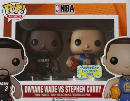 Ultimate Funko Pop Basketball Figures Gallery and Checklist 118