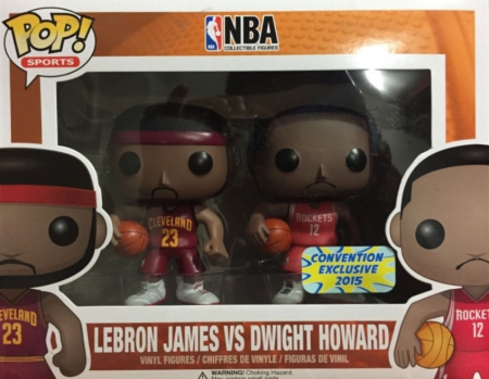 Ultimate Funko Pop Basketball Figures Gallery and Checklist 119