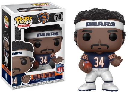 Ultimate Funko Pop NFL Football Figures Checklist and Gallery - 2020 Legends Figures 108