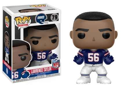 Ultimate Funko Pop NFL Football Figures Checklist and Gallery - 2020 Legends Figures 110